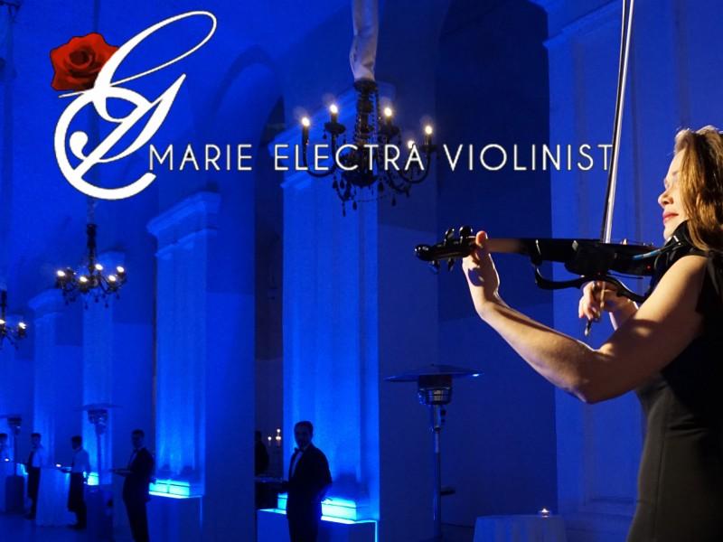 marie electra violinist violoniste classique lectrique. Black Bedroom Furniture Sets. Home Design Ideas