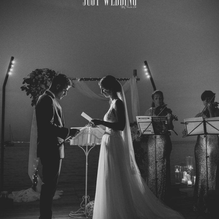 duo de violonistes cérémonie mariage