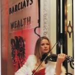 Inauguration Barclays Wealth Bank- Monaco -violoniste electrique violoniste electro violoniste Cannes violoniste Monaco violoniste Saint- tropez violoniste Dubai violoniste Geneve violoniste Saint-Paul de Vence violoniste Nice